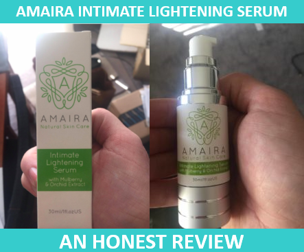 Amaira Intimate Lightening Serum Review: Is it the Best?