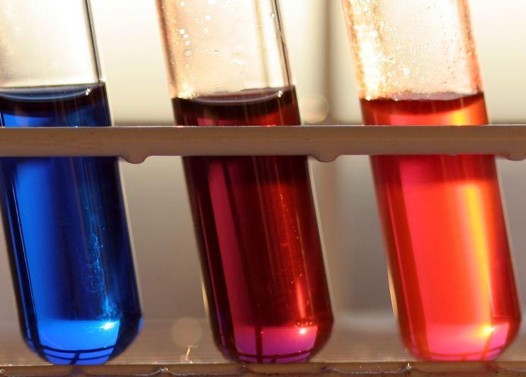 lab ingredients