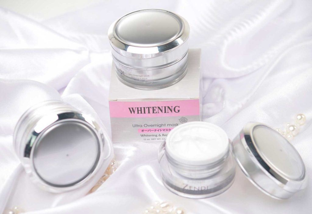 whitening products for skin